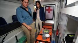 Un estudio señala que los fármacos se deterioran rápido en las ambulancias