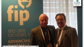 El Presidente de la FIP visita la Argentina