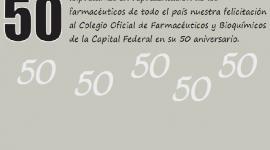 50 años del Colegio Oficial de Farmacéuticos y Bioquímicos de la Capital Federal