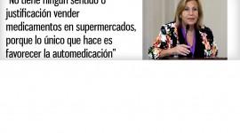 Chile: La Ministra de Salud se manifestó en contra de la venta de remedios en supermercados