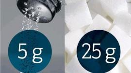 La OMS busca poner nuevos límites al consumo de sal y azúcar