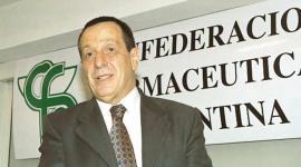 Dr. Manuel Limeres, Presidente de la Academia Nacional de Farmacia y Bioquímica