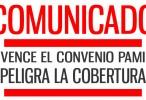 FRENTE A LA RENOVACIÓN DEL CONVENIO PAMI PELIGRA LA CONTINUIDAD EN LA ATENCIÓN DE MEDICAMENTOS