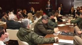 Reunión interministerial de preparación ante el ingreso de posibles casos de ébola a la Argentina