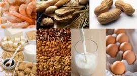 Identifican los 8 alimentos que causan el 90% de las alergias