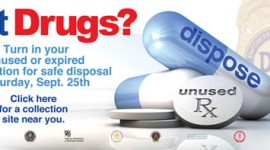 Estados Unidos: La DEA propone que se devuelvan a las farmacias las medicinas controladas que no se utilicen