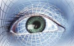 Científicos cordobeses diseñan un film que libera un medicamento para frenar la ceguera por glaucoma