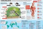 Chikunguña: ya son seis los casos confirmados en Córdoba