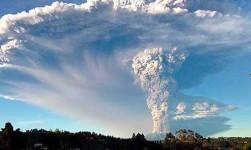 Las cenizas volcánicas no son tóxicas aunque pueden ser nocivas para la salud