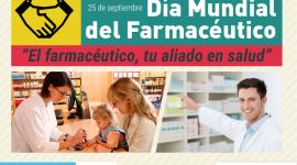 ¡¡FELICIDADES, COLEGAS, EN EL DIA MUNDIAL DEL FARMACEUTICO!!