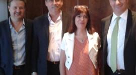 Reunión entre las autoridades de COFA y el Director del PAMI