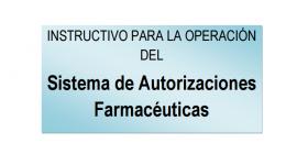 Instructivo para la operación del Sistema de Autorizaciones Campaña de Vacunación PAMI 2017
