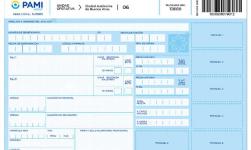 A partir del 1° de junio la única RECETA MANUAL válida para el convenio PAMI será la CELESTE