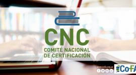 Llamado a Certificación y Recertificación – Septiembre 2017