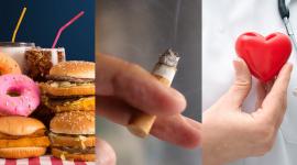 Alimentación, afecciones cardíacas y tabaquismo: las principales causas de muerte en todo el mundo