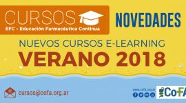 NUEVOS CURSOS E-LEARNING | VERANO 2018