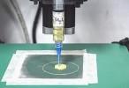Científicos platenses quieren imprimir parches con antibióticos para heridas