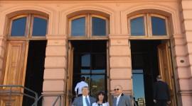 Convenio PAMI: Reunión de las organizaciones farmacéuticas en Casa de Gobierno