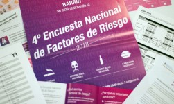 Comienza la cuarta Encuesta Nacional de Factores de Riesgo