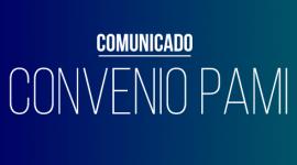 CONVENIO PAMI: Reunión de COFA con las autoridades del Instituto