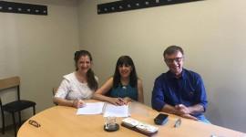 Firma de Convenio entre la Confederación Farmacéutica Argentina (COFA) y la Sociedad Argentina de Hipertensión Arterial (SAHA)