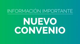 NUEVO CONVENIO – Medicamentos de Primer Nivel