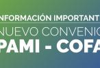 Adhesión de Farmacias al Convenio PAMI – COFA: Fecha Límite