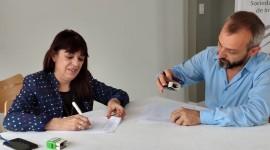 La COFA y la SADI firmaron un Convenio Marco de Cooperación para desarrollar actividades de formación