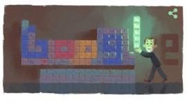 Google homenajea a Sir William Ramsay, el químico que revolucionó la tabla periódica