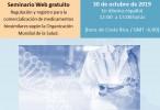 Webinar sobre Regulación y registro de los medicamentos Biosimilares