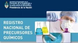 Se publicó el Manual de Procedimientos Administrativos del Registro Nacional de Precursores Químicos