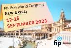 La FIP pospone el Congreso Mundial de Sevilla para septiembre de 2021