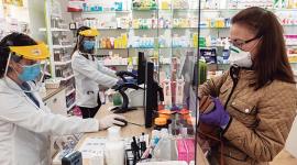 Economía de las farmacias durante el COVID-19
