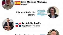Foro Experiencia de profesionales de la salud en Iberoamérica sobre COVID-19