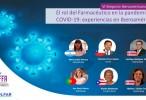 La COFA participó en un simposio iberoamericano sobre el rol de la Farmacia en la pandemia