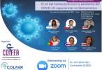 La COFA participará del VI Simposio Iberoamericano | El rol del Farmacéutico en la pandemia del COVID-19