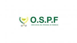Validación online de la Obra Social del Personal de Farmacia (OSPF)