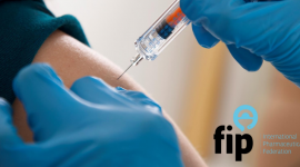 La FIP presenta los resultados de una encuesta global sobre vacunación en farmacias