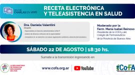 Receta Electrónica y Teleasistencia en Salud