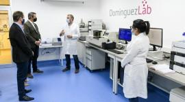 Dominguez Lab inicia las mediciones para lograr el primer medicamento argentino contra el Covid