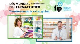 """Día Mundial del Farmacéutico: """"Transformando la salud global"""""""