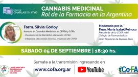 CANNABIS MEDICINAL | Rol de la Farmacia en la Argentina