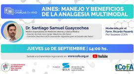 AINES: MANEJO Y BENEFICIOS DE LA ANALGESIA MULTIMODAL