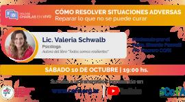 Cómo resolver situaciones adversas: Reparar lo que no se puede curar