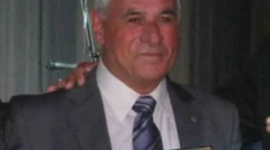Homenaje al Sr. Jorge Villarruel, Jefe de Relaciones Profesionales de Laboratorios Casasco