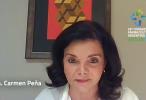 """Carmen Peña: """"Es fundamental que la farmacia comunitaria forme parte de las estrategias nacionales de salud"""""""
