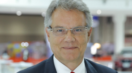 Dominique Jordan continuará siendo presidente de la FIP un año más