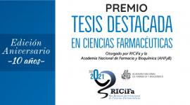 Convocatoria a los Premios Ricifa 2021 – Academia Nacional de Farmacia y Bioquímica