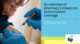 La Federación Farmacéutica Internacional lanzó un reporte de la situación global de inmunización en farmacias