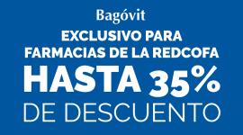 Nueva Promoción BAGÓVIT en farmacias de la COFA